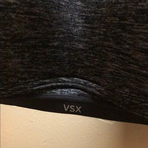 Victoria's Secret Intimates & Sleepwear - VSX Sport bra, charcoal